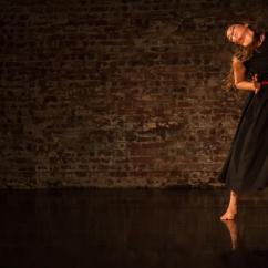 Living with Sin by Lucia Schweigert at Fiver Fridays Triple Bill at Chisenhale Dance Space, Photo: Manu Valcarce