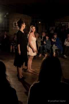 Living with Sin by Lucia Schweigert at Ensemble Perpetuo presents Cityscapes
