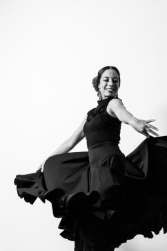Spanish Flamenco Dancer UK