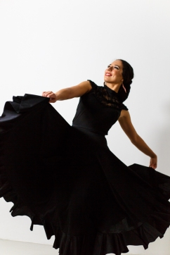 Spanish Flamenco Dancer London