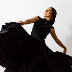 Spanish Flamenco Dancer London