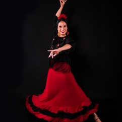 Flamenco Dancer for Spanish Themed Event