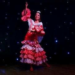 Lucia Lucidez Flamenco Dancer For Hire