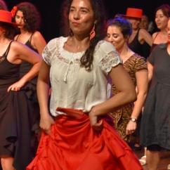 Flamenco dancer birthdays London Essex Kent
