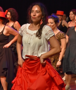 Flamenco dancer birthdays London Essex Kent