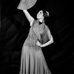 Flamenco dancer birthday party London Essex Kent