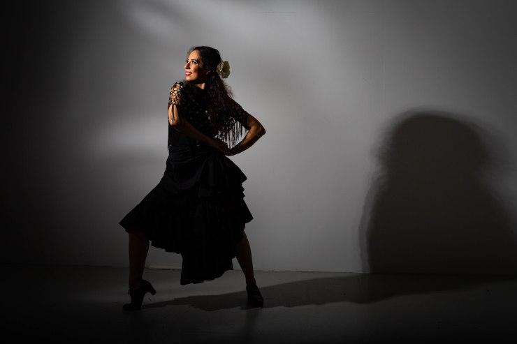 Flamenco dancer for corporate events