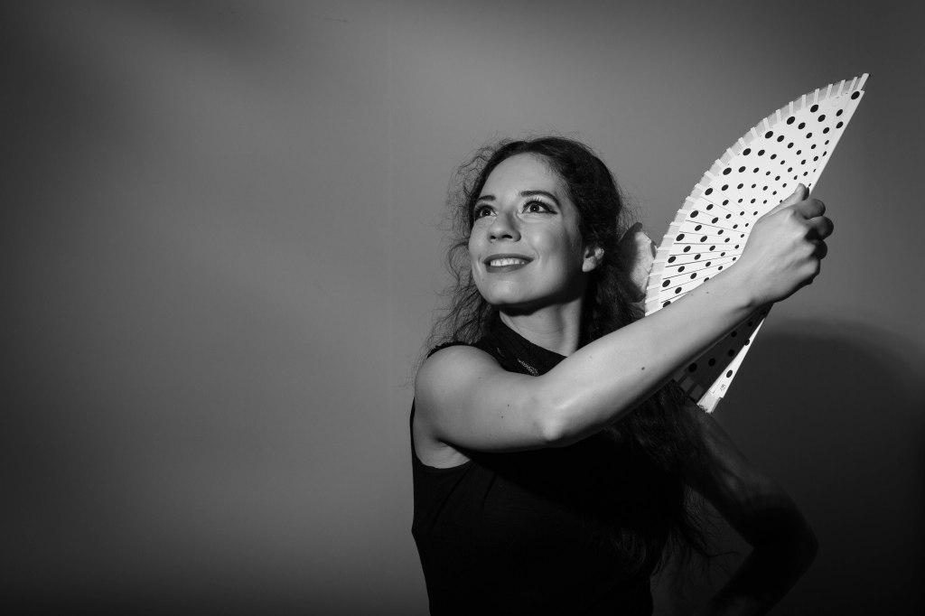Lucia Schweigert Flamenco dancer for parties and events