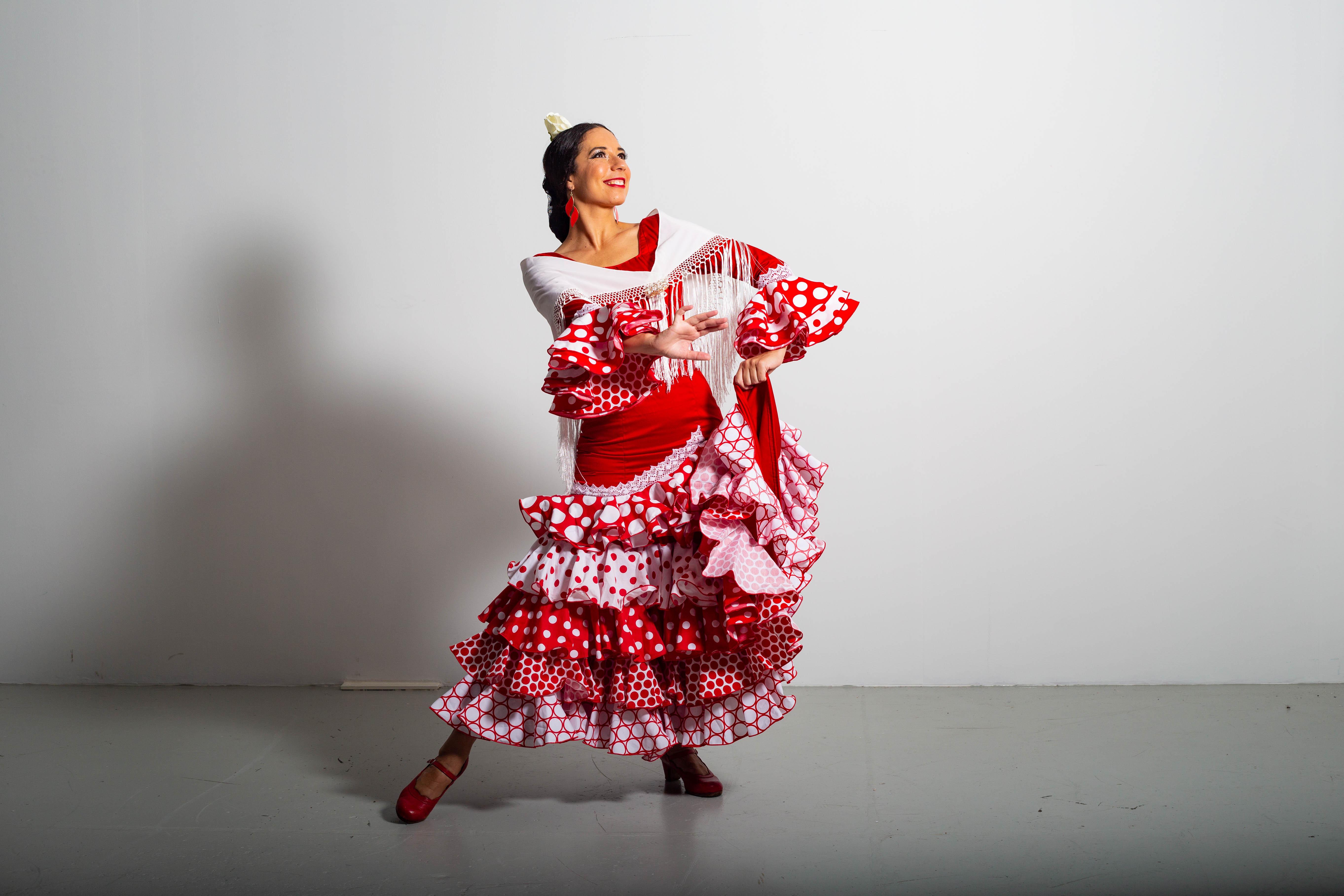 Flamenco dancer for parties in Essex