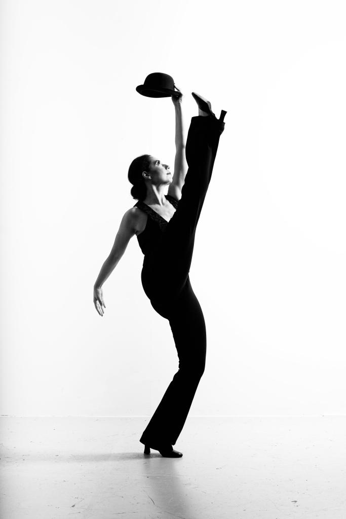 Professional dancer Lucia