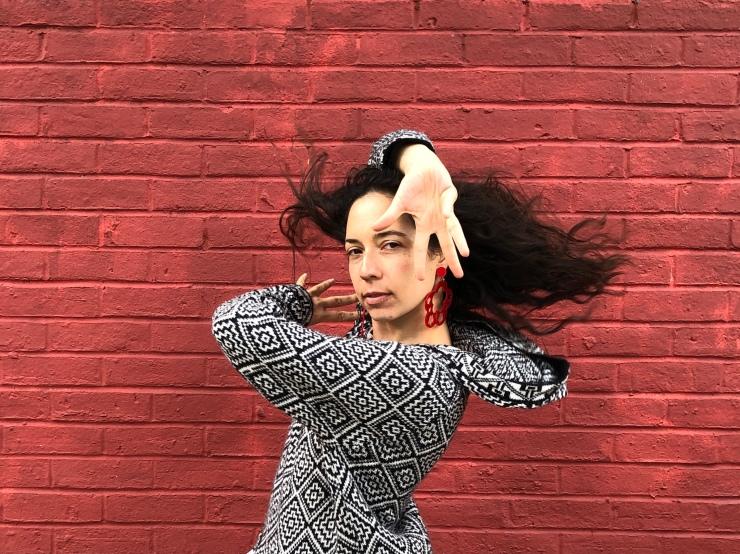 Lucia Schweigert Flamenco Dancer DIY Photography